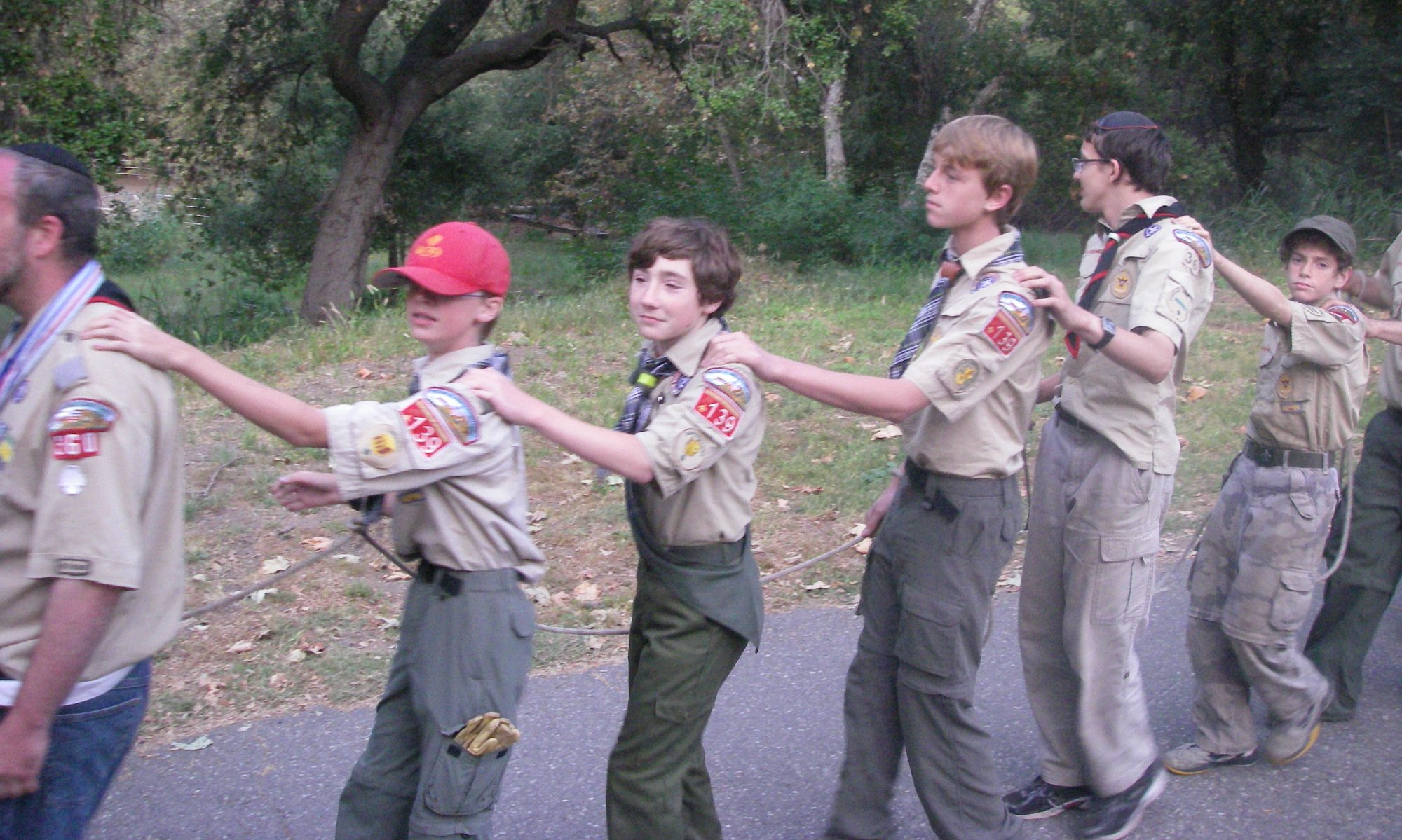 Jewish Committee on Scouting – Western Los Angeles County Council